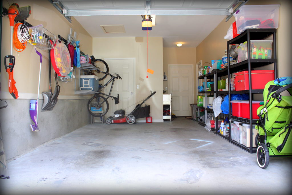 "The ""Everything In Its Place"" Garage Makeover"