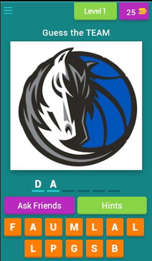 NBA Basketball Logo Prodigy 3.2.7z screenshots 1