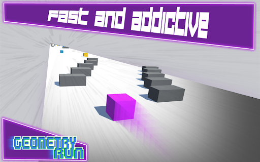 Geometry Run - Cube Rush 1.0.1 screenshots 2