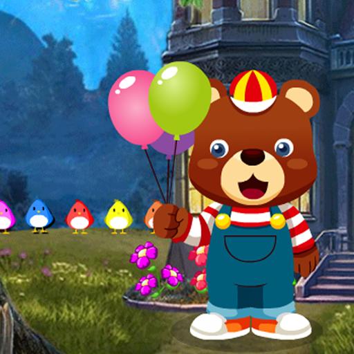 Kids Teddy Bear Rescue Best Escape Game-386