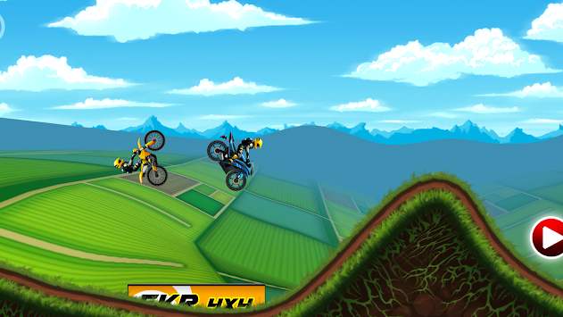Zabava Kid Racing - Motocross APK screenshot thumbnail 13