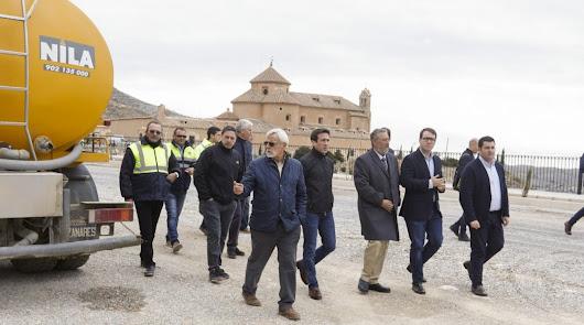 130.000 euros para la construcción de una circunvalación en Albox