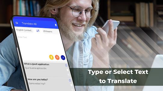 Translate: Camera Translator, Offline Translation 1
