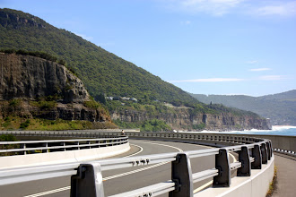 Photo: Year 2 Day 175 -  The Lovely Sweep on Sea Cliff Bridge
