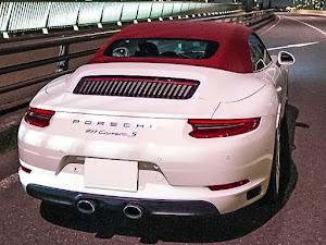 911 991H2 carrera S cabrioletのカスタム事例画像 Paneraorさんの2020年09月12日04:01の投稿