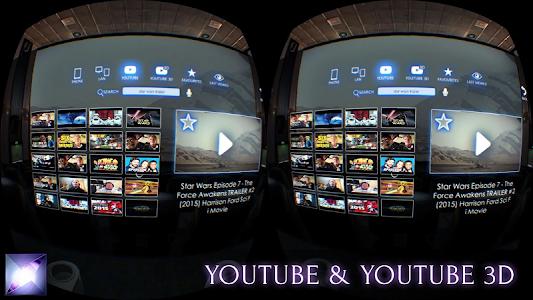 Cmoar VR Cinema Demo screenshot 6