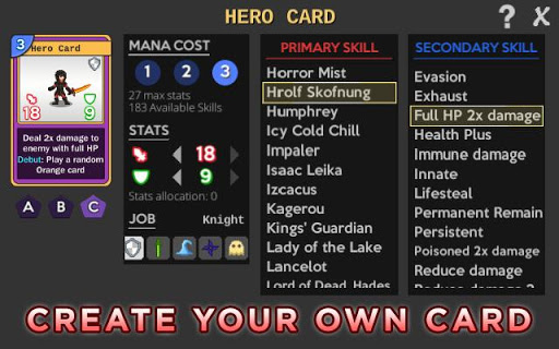 Tavern Rumble  - Roguelike Deck Building Game screenshots 4