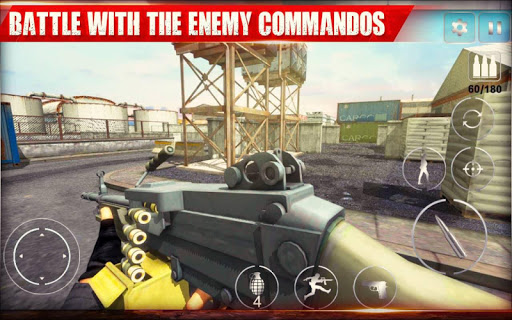 Delta Commando : FPS Action Game 1.0.10 screenshots 21