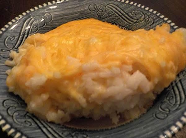 Rice Au Gratin Recipe