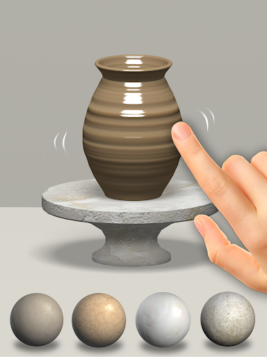 Pottery.ly 3D– Relaxing Ceramic Maker - screenshot