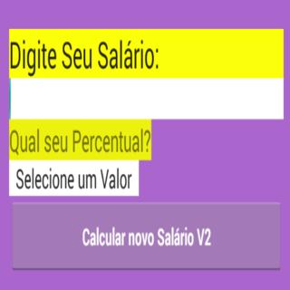 Cálculo de Salário Version2