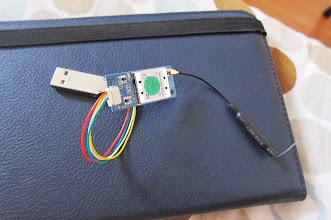 Photo: USB wifi antenna