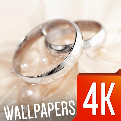 婚禮壁紙4K 個人化 App LOGO-硬是要APP