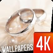 Wedding Wallpapers 4K