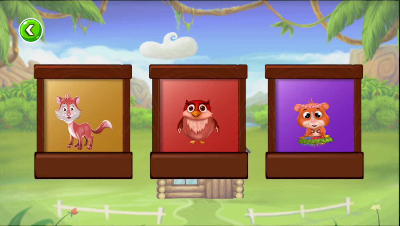Fun Playing & Learning -  Education Games- screenshot