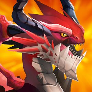 Dragon Epic Idle Merge Arcade shooting game 1.100 by ONESOFT logo