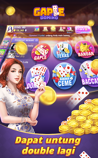 Domino Gaple online:DominoGaple Free  screenshots EasyGameCheats.pro 1