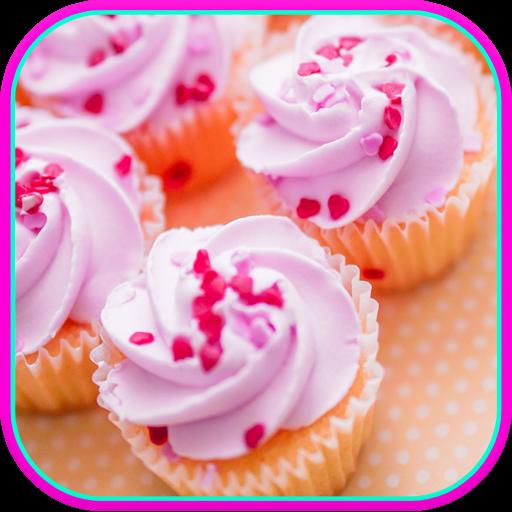 可愛的蛋糕壁紙HD 攝影 LOGO-玩APPs