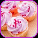 Cute Cupcake Wallpaper HD icon