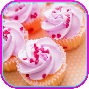 Cute Cupcake Wallpaper HD