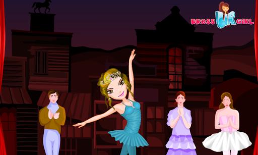 Ballerina Queen