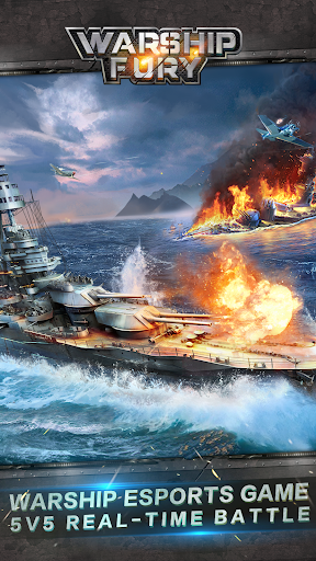 Warship Fury  screenshots 1