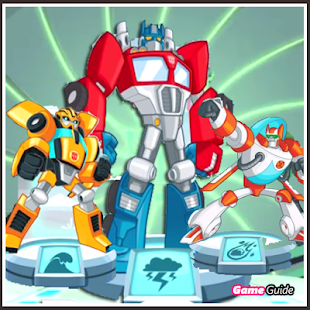 Guide Transformers Rescue Bots: Disaster Dash - náhled