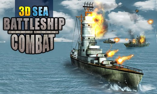 Sea Battleship Combat 3D- screenshot thumbnail