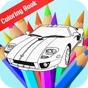 Super Car Coloring Book Game - Android Apps on Google Play