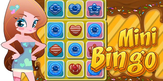 Download Simple Game-Mini Bingo For PC Windows and Mac apk screenshot 3