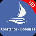 Lake Constance Offline GPS Fishing Charts icon