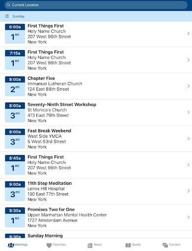 Meeting Guide 3.3.4 screenshots 8