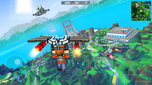 Pixel Gun 3D: Survival shooter & Battle Royale  gameplay | by HackJr.Pw 1
