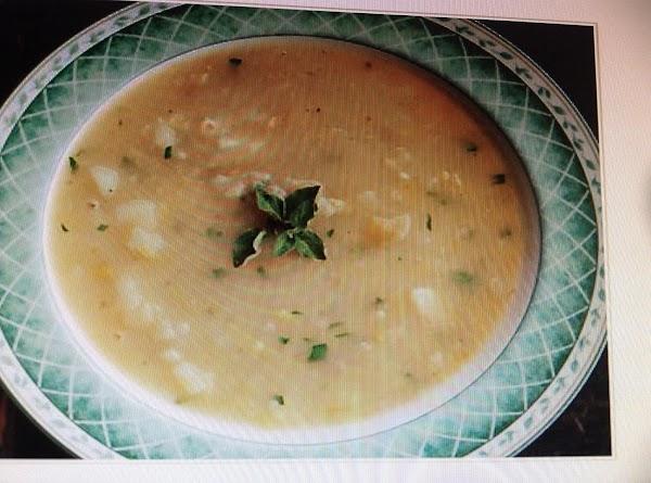 Potato And Leek Soup Recipe