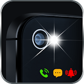 Ringing Flashlight Alerts
