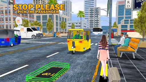 Offroad Tuk Tuk Rickshaw Driving: Tuk Tuk Games 20 apktram screenshots 5