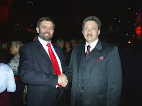 Photo: Дворец молодёжи. Москва. День рождения президента компании. 2007
