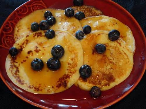 "Papa's Buttermilk Pancakes""I made these this morning, my husband said they were..."