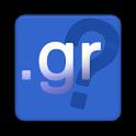 .gr WHOIS icon