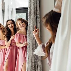Wedding photographer Anastasiya Tokmakova (antokmakova). Photo of 12.07.2018