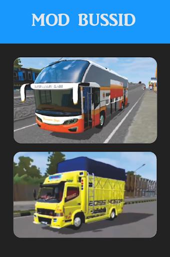 MOD Bussid Update 2019 - (MOD Vehicle BUSSID 2.9) 1.0 screenshots 1