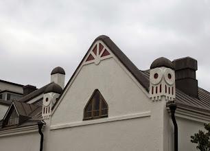 Photo: Jugendia leipomon talossa