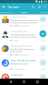 AppHunt - discover new apps v2.1.1