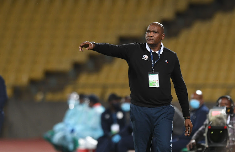 Bafana Bafana coach Molefi Ntseki is determined to see his team's mandate of qualifying for the Cameroon Afcon finals.