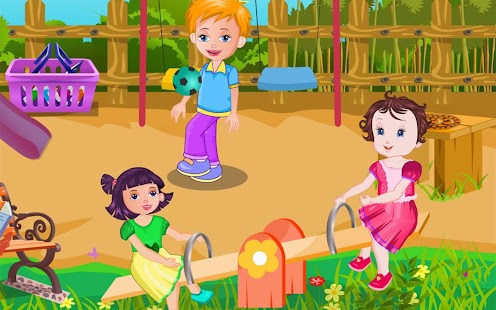 Baby Lisi Park Party- screenshot thumbnail
