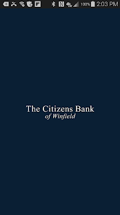 Citizens Bank of Winfield- screenshot thumbnail