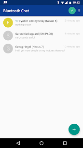 Bluetooth Chat apk download android 1