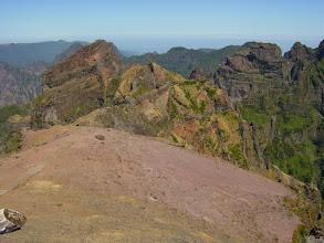 Photo: El Pico do Arieiro en la isla de Madeira