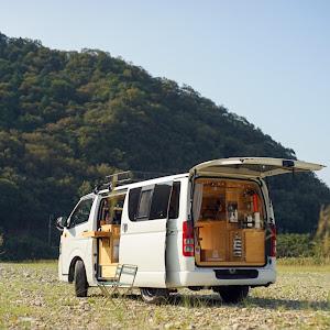 ハイエース TRH200Vのカスタム事例画像 Yuya_Itsuka【VANLIFE】さんの2021年10月18日17:44の投稿
