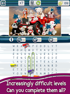 Worchy! Picture Word Search- screenshot thumbnail